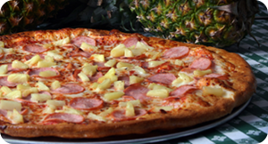 Jimbo's Supreme Pizza
